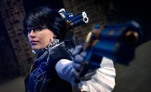 Maëva alias Melizenn est cosplayeuse depuis 10 ans, et son costume de Bayonetta, d'après le jeu éponyme, est peut-être son préféré
