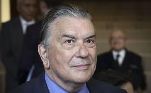 Jean-Paul Fournier (LR), le maire de Nîmes