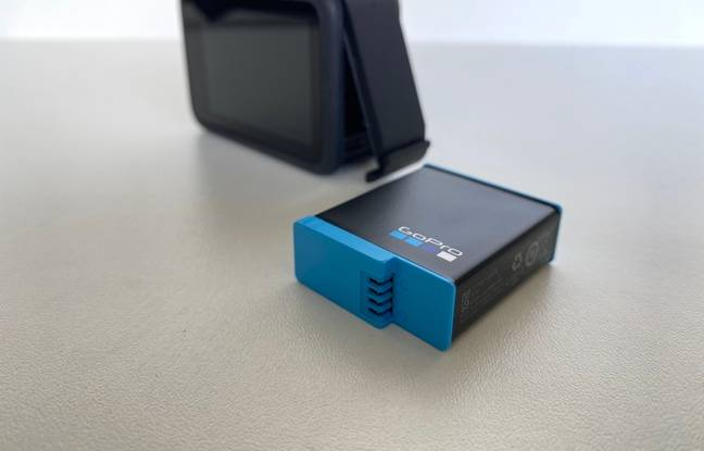 L'autonomie de la GoPro Hero 9 Black avoisine les 90 minutes.