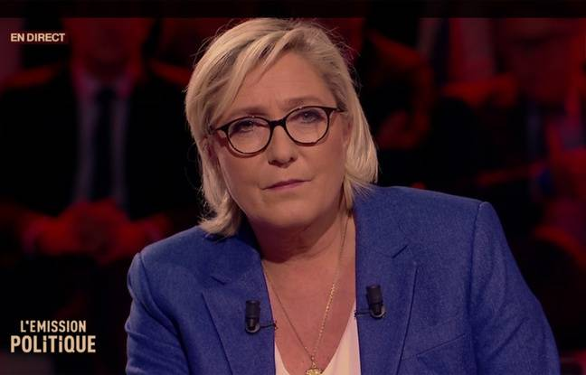 «L'Emission politique»: Brexit, Loiseau candidate, Renzi agacé... Ce qu'il faut retenir du passage de Marine Le Pen