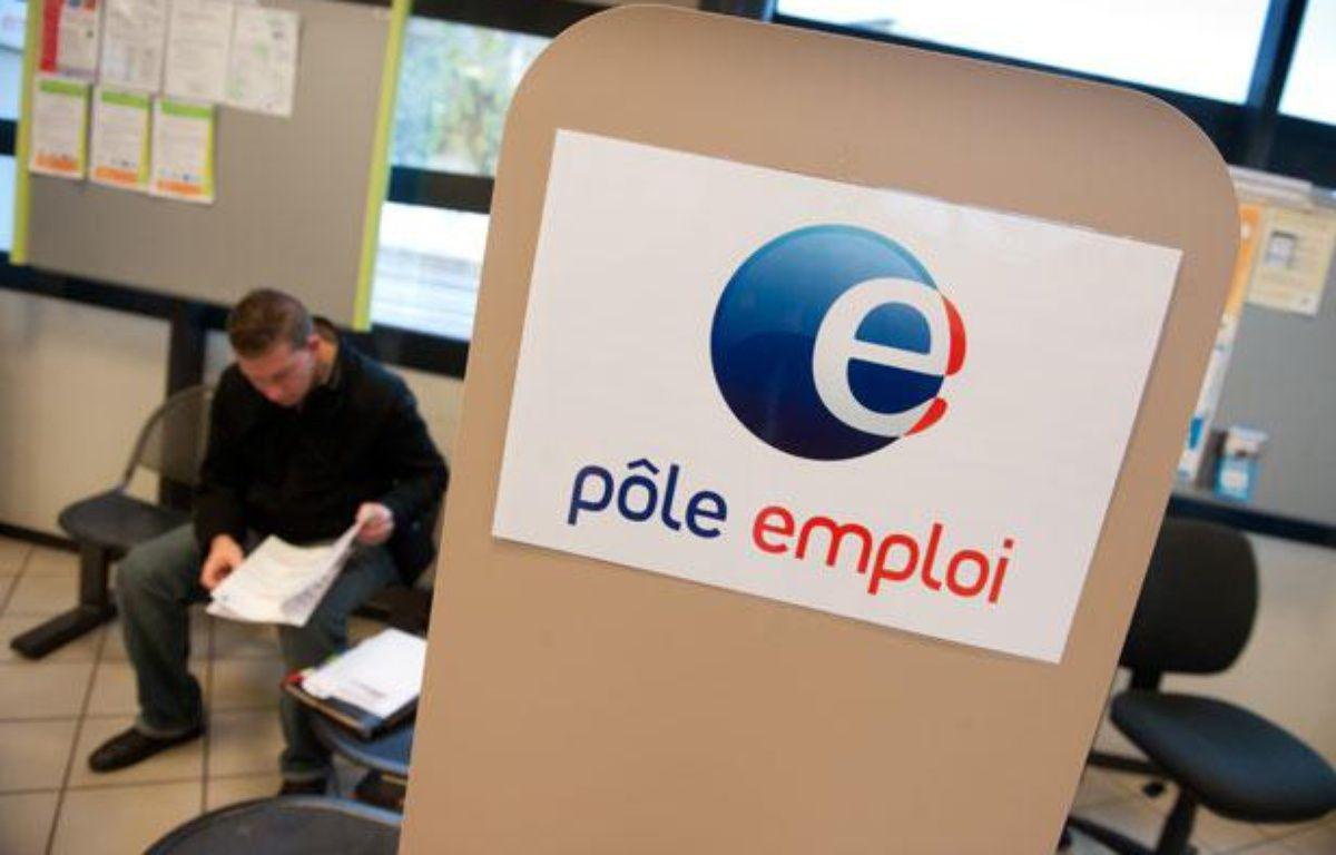 Un bureau de Pôle emploi à Bordeaux. – SEBASTIEN ORTOLA/20 MINUTES