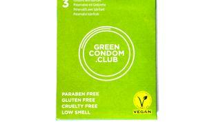 Les préservatifs Green Condom, vegan et sans gluten, ont été lancés par une Genevoise de 32 ans.