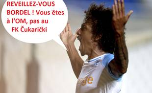 Replacé au milieu de terrain, Luiz Gustavo a enfin montré son vrai visage.