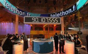 Le Téléthon 2009 a recueilli 90.107.555 euros de promesses de dons.