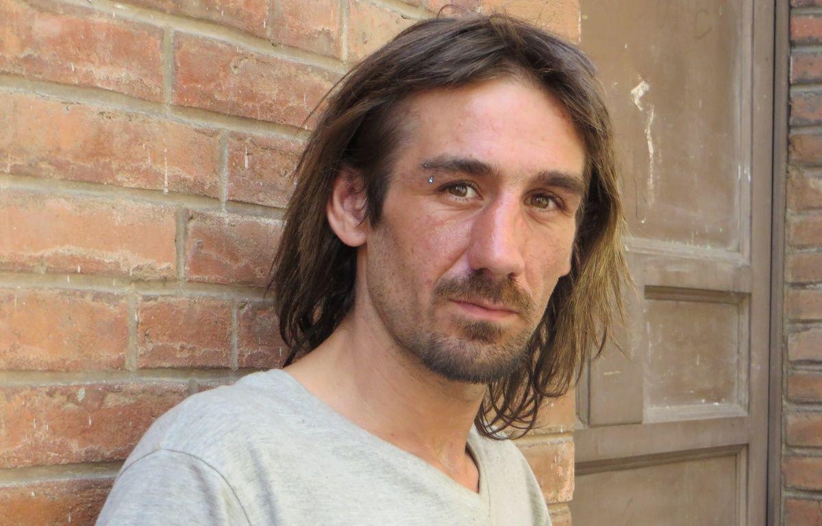 Jérôme Wyss, sans-abri depuis dix ans, a comparu vendredi devant le tribunal correctionnel de Toulouse. – H. Ménal - 20 Minutes