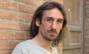 Jérôme Wyss, sans-abri depuis dix ans, a comparu vendredi devant le tribunal correctionnel de Toulouse.