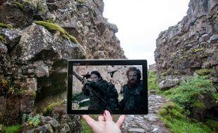 Un site islandais où une scène de GOT a été tournée (illustration).