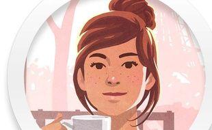 Logo de take care, serious game et site internet pour informer les 16-25 ans sur leurs droits en santé.