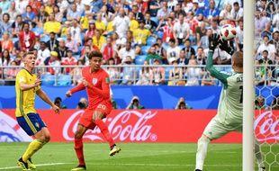 Alli enfonce le clou pour l'Angleterre
