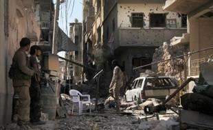 Les destructions dans les secteurs public et privé en Syrie résultant du conflit qui dure depuis 30 mois ont atteint 16,5 milliards de dollars, a annoncé le Premier ministre Waël al-Halqi.