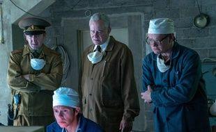 Image de la série HBO «Chernobyl»