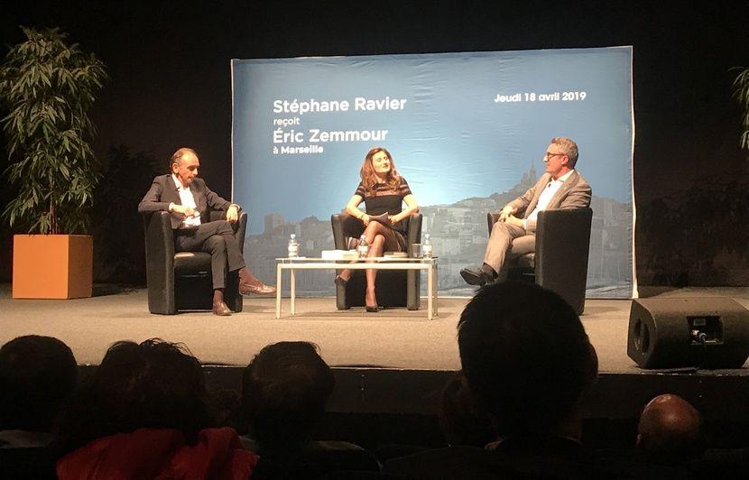 Marseille: «On est vraiment dans la merde», une discussion entre le sénateur RN Stéphane Ravier et l'écrivain Eric Zemmour