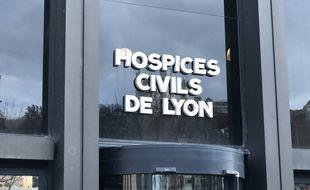 Illustration du siège des Hospices civils de Lyon.