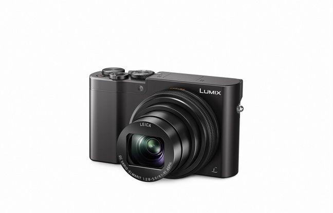 Le TZ100, un appareil photo hybride vendu moins de 500 euros.