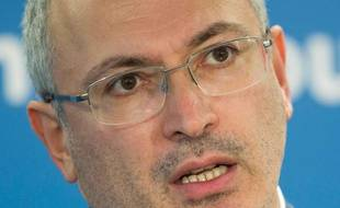 Mikhail Khodorkovski à Washington, le 17 juin 2015