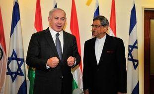 Le Premier ministre israélien Benjamin Netanyahu a affirmé mardi qu'il souhaitait parvenir à un accord de libre échange avec l'Inde, lors d'un entretien avec le ministre indien des Affaires étrangères S.M. Krishna.