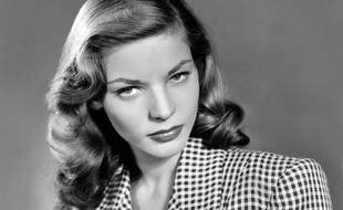 L'actrice Lauren Bacall dans le film «To Have and Have not»