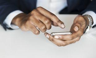 Des chercheurs de Google ont conçu un système capable d'interpréter les mouvements de la main (illustration).