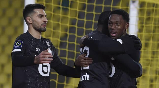 FC Nantes-LOSC: «Pas de la pression, mais de l'excitation», selon Galtier, coach d'un Lille irrésistible
