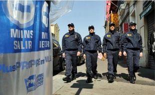 La police de la proprété, dirigée par Christiane Argy, a été créée en mars 2009.
