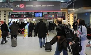 L'aéroport Nantes-Atlantique a transporté plus de 4 millions de passagers en 2014