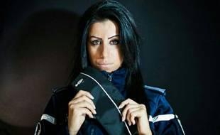 Seaade Besbiss a été égérie de la gendarmerie nationale, avant de porter plainte contre son supérieur pour harcèlement.