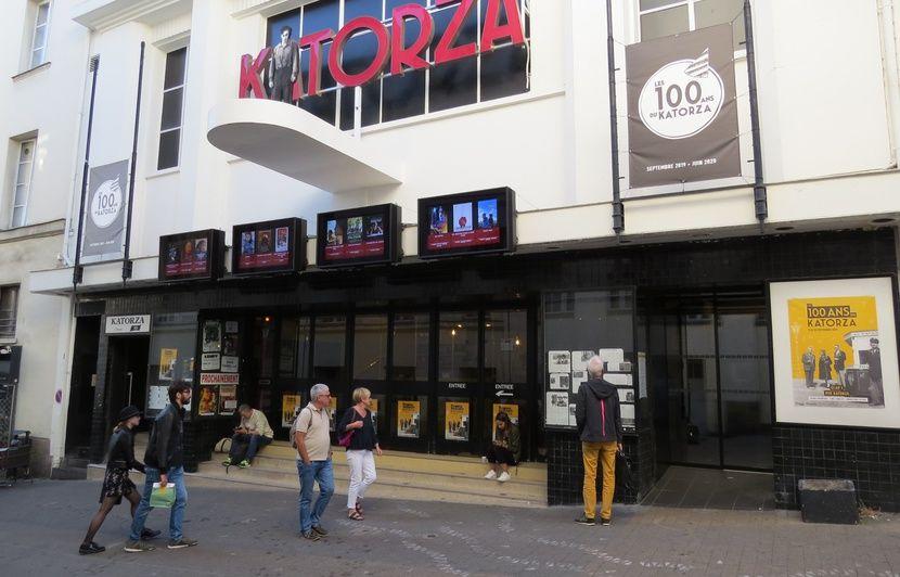 Nantes: La folle histoire du cinéma Katorza, qui fête ses 100 ans ce week-end