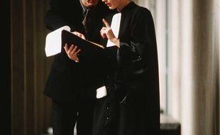Une avocate. (Illustration)