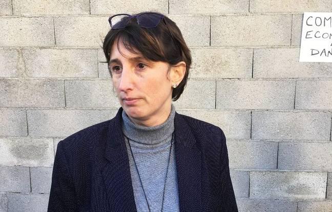 La directrice de l'agence de voyage Globe Travel, cours Pasteur à Bordeaux, a vu son établissement saccagé par des casseurs en marges des manifestations