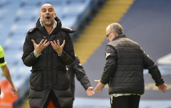 Ce samedi, Pep Guardiola a pris une leçon de réalisme par son mentor Marcelo Bielsa.