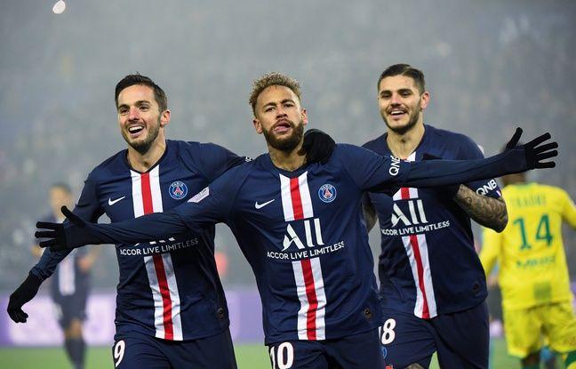 PSG-Nantes : Mbappé et Neymar brisent la grève des Parisiens et offrent une victoire sans éclat