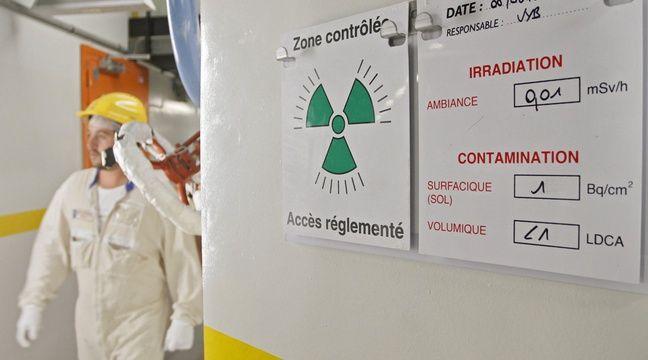 Nord: Des conteneurs de produits radioactifs abandonnés devant une école de Loos