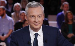 Bruno Le Maire sur le plateau de «L'Emission Politique»