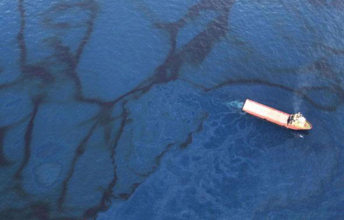 Ce qui fait de cette marée noire «la pire catastrophe écologique» des Etats-Unis, selon la Maison blanche. Barack Obama s'est rendu à plusieurs reprises en Louisiane et suit de près le dossier. – Jae C. Hong/AP/SIPA