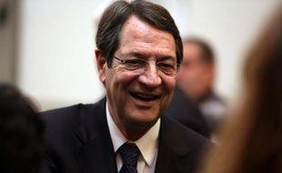 """La volonté affichée du nouveau président chypriote d'obtenir """"le plus tôt possible"""" un plan d'aide pour éviter la faillite du pays pourrait se heurter aux réserves tenaces des Européens et du FMI, soucieux d'éviter un nouveau scénario à la grecque."""