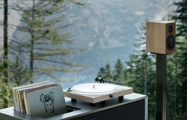 La platine vinyle Juke Box S2.