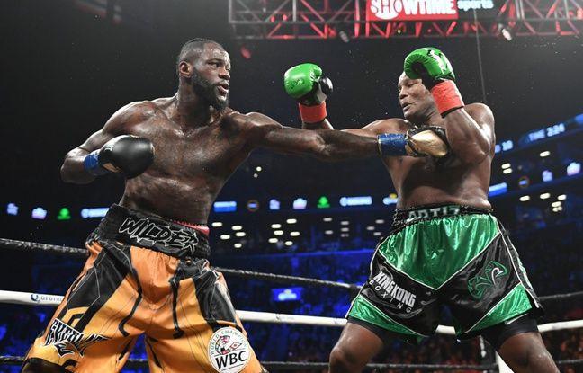 WBC: Deontay Wilder offre une revanche à Luis Ortiz un an après un combat épique