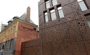Le style particulier de l'extension de l'Hermitage Gantois, à Lille, ne dénote pas avec celui de l'ancien bâtiment.