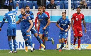 Hoffenheim a terrassé le champion d'Europe.