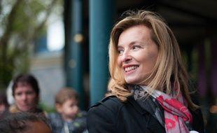 Valerie Trierweiler, le 16 mai 2015 à Paris, Credit:Weiss Aline/SIPA/