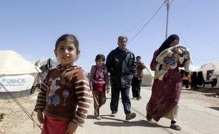 Le nombre de réfugiés syriens en Jordanie pourrait tripler et atteindre 1,2 million d'ici la fin de l'année, selon une nouvelle estimation des Nations unies.