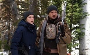 Les deux têtes d'affiche : Elizabeth Olsen et Jeremy Renner