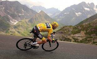 Mandatory Credit: Photo by John Pierce Owner PhotoSport/REX/Shutterstock (8971566a) Chris Froome Tour de France, Stage 21, Paris, France - 23 Jul 2017