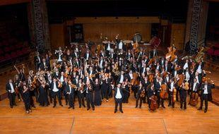L'Orchestre du Capitole dirigé par Tugan Sokhiev.