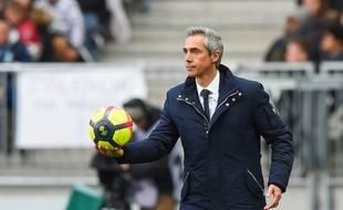Paulo Sousa, le nouvel entraîneur des Girondins.