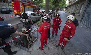 Deux adolescents s'étaient perdus dans les catacombes de Paris.