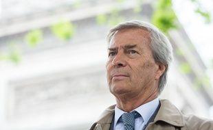 Vincent Bolloré, le patron de Vivendi