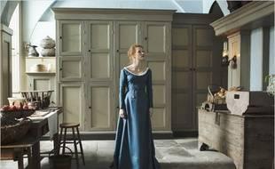 Jessica Chastain dans Mademoiselle Julie