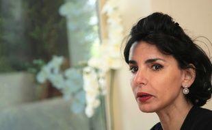 Rachida Dati à Tunis le 3 mai 2014.
