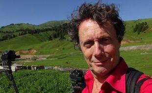 Antoine de Maximy au Kirghizistan dans «J'irai dormir chez vous»
